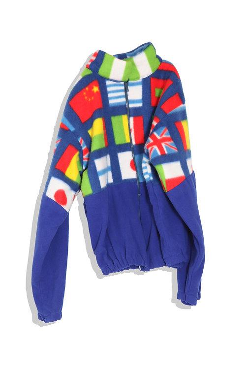 Olympic fleece