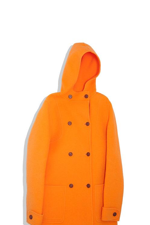 paul § joe orange coat