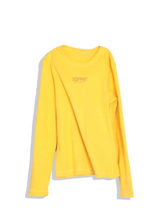 ESPRIT yellow long sleeves