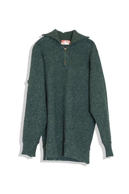 TERRIER green wool