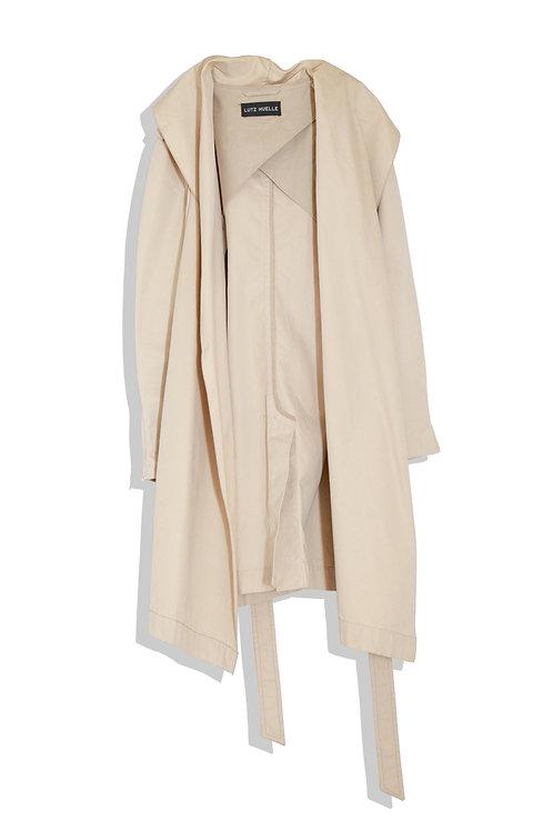 LUTZ HUELLE spring coat