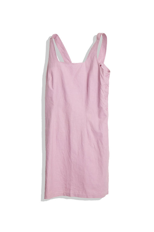 Baby pink jumper skirt