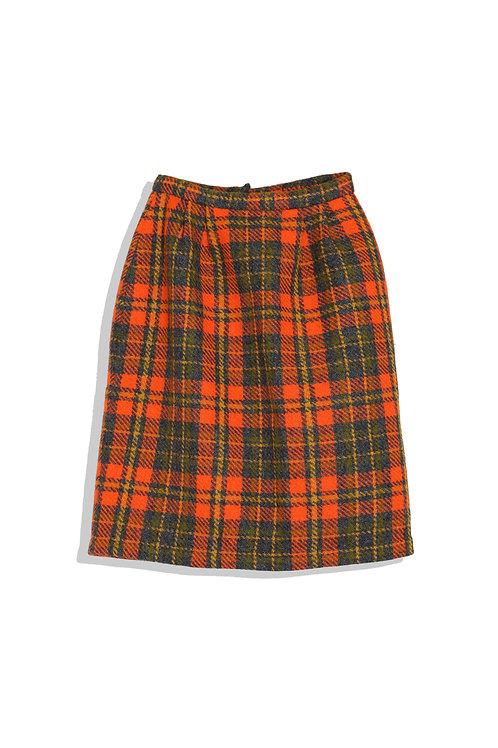 good girl's wool skirt