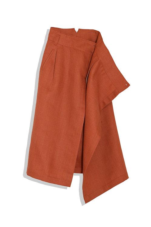 Namib Desert skirt ISSEY MIYAKE