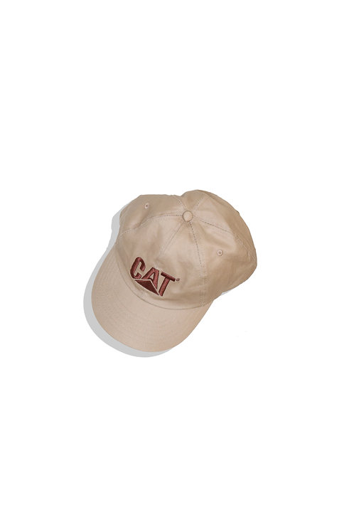 CAT the cap (beige)
