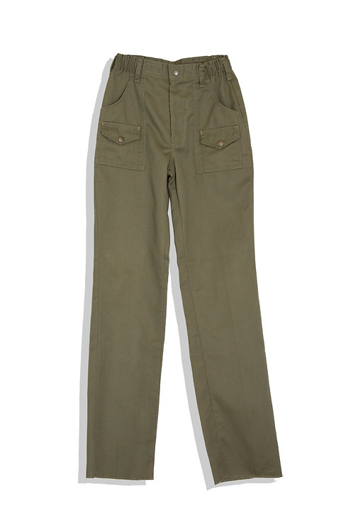 normal military trousers