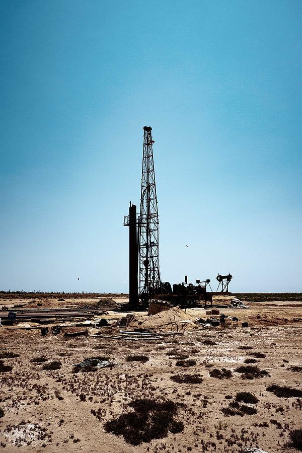 Oil in Kerkennah © Sabri Benalycherif