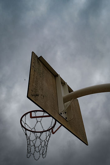 panier de basket © Sabri Benalycherif