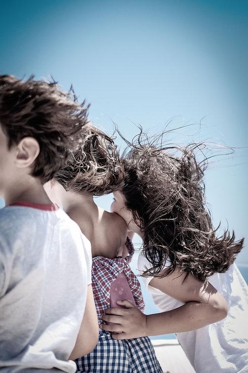windy hair © Sabri Benalycheri