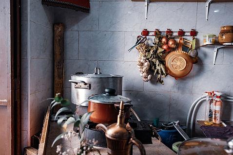 cuisine Casbah Algiers © Sabri Benalycherif