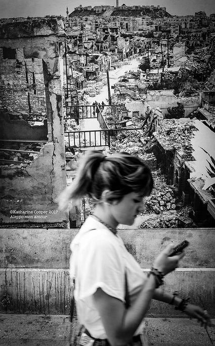 Arles street expo © Sabri Benalycherif