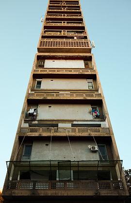 Aéro habitat Alger © Sabri Benalycherif