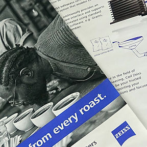 Carl Zeiss Marketing Brochure