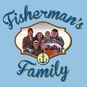 Logo Design Fisherman's Family