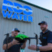 RDO Water using UAS technology