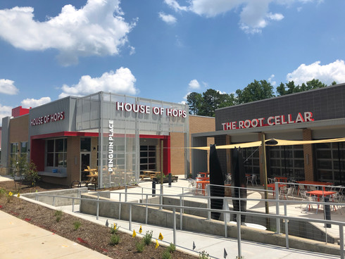House of Hops & Root Cellar