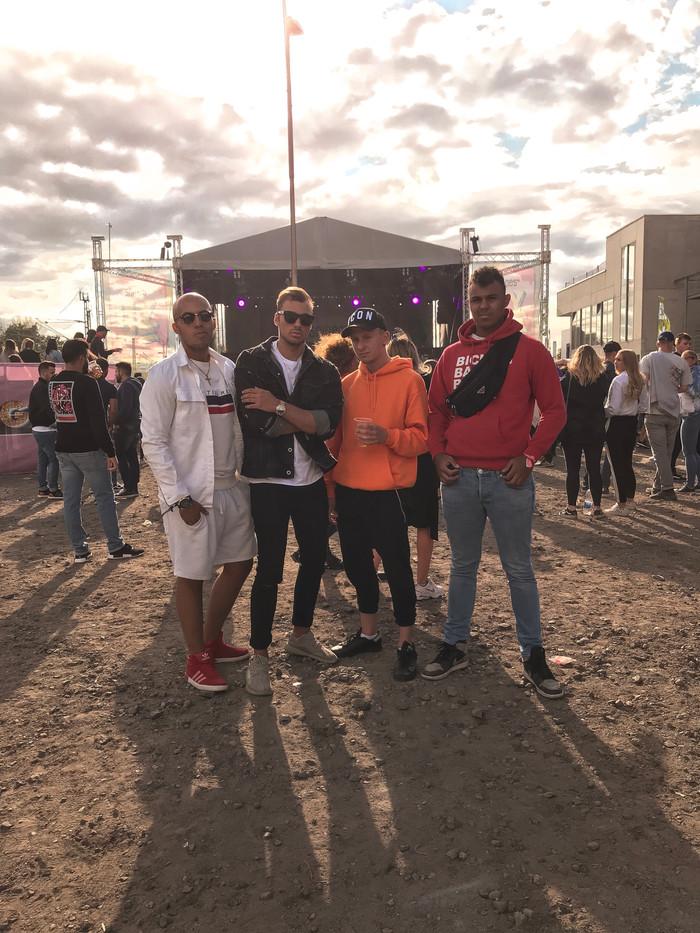 HYPE FESTIVAL 2018- HipHop ohne Limit