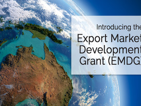 Existing or aspiring exporter? Are you accessing the financial support you may be eligible for?