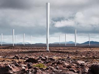 ハネのない風力発電に、期待はフル回転!
