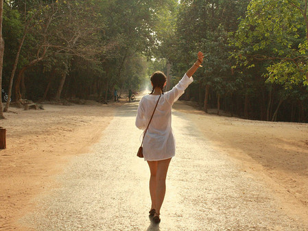 Страна моего сердца. Камбоджа.