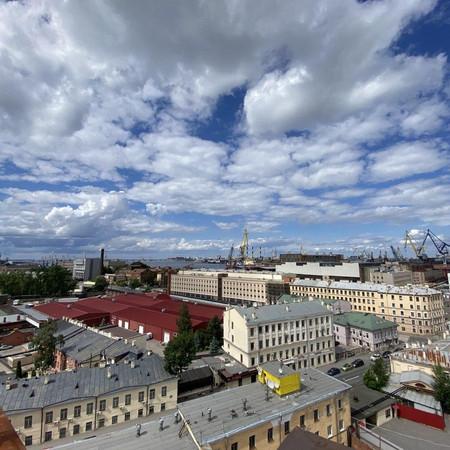 Летний Петербург