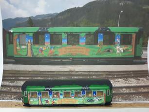 Märchenwagen Murtalbahn