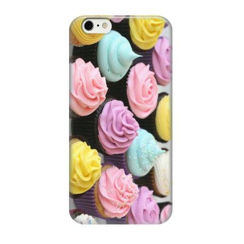 """Чехол """"rainbow cupcakes"""""""