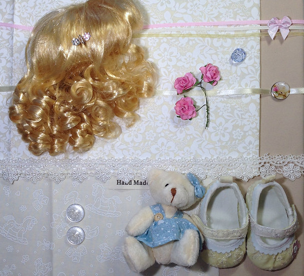 Набор для самостоятельного создания куклы