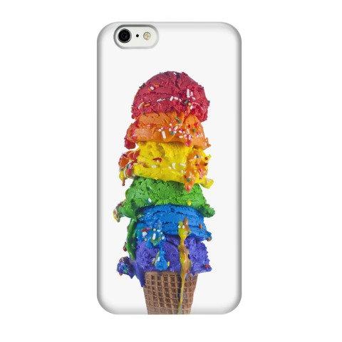 "Чехол ""rainbow ice cream"""