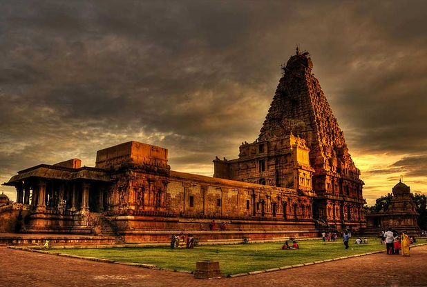 tanjore temple - india unfolded festival