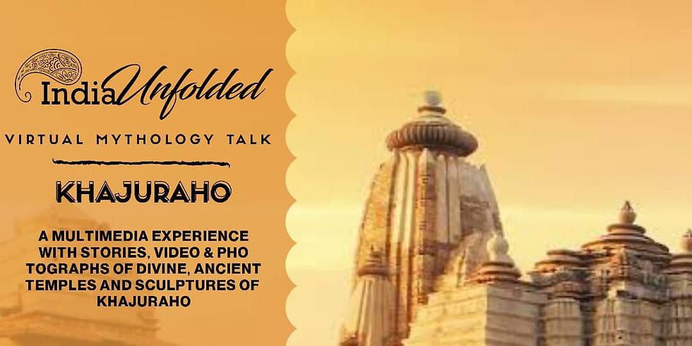 Khajuraho Temples - The Purification of Senses