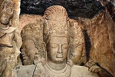 elephanta caves - india unfolded festiva