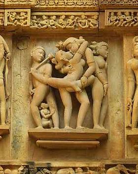 Khajuraho-temples-india unfolded festiva
