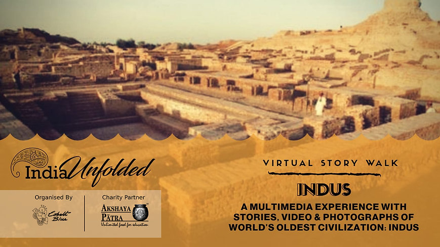Indus-Akashya Patra Cobalt Blue Foundati