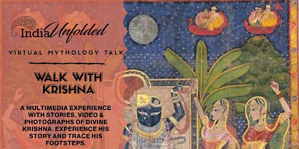 Walk With Krishna - The Awakened