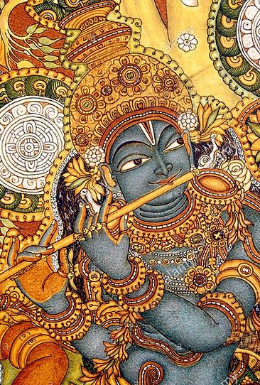 Krishna -India Unfolded Festival