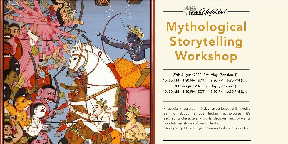 Interactive Mythological Storytelling - Masterclass