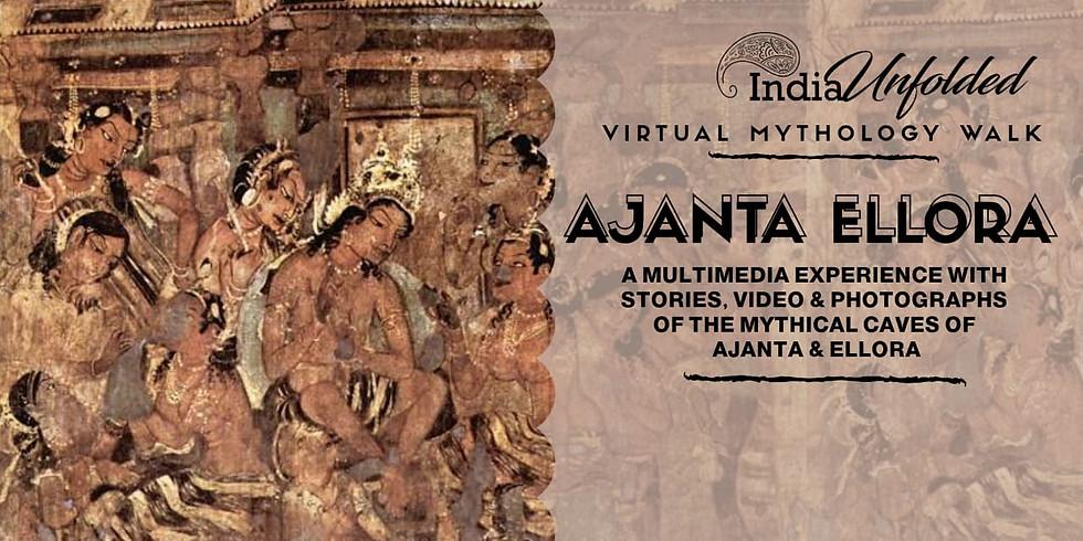 Ajanta Ellora - The Buddhist Masterpieces