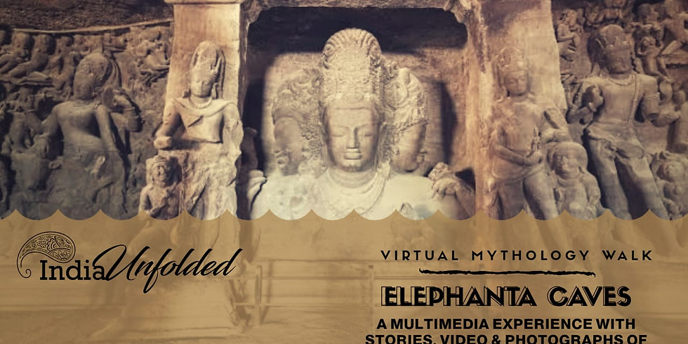 Elephanta Caves - The Island of The God of Destruction