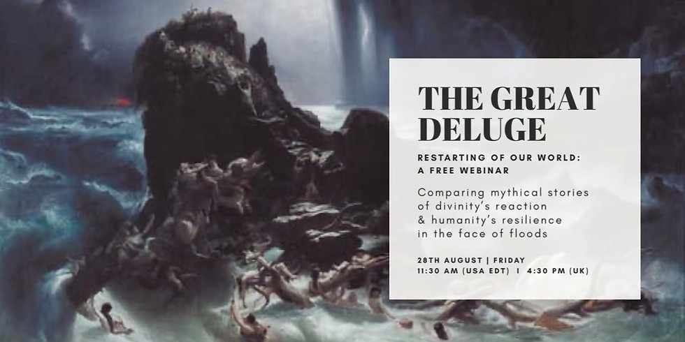The Great Deluge I Restarting of Our World