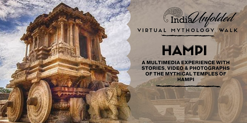 Hampi - The Richest Kingdom of Medival India