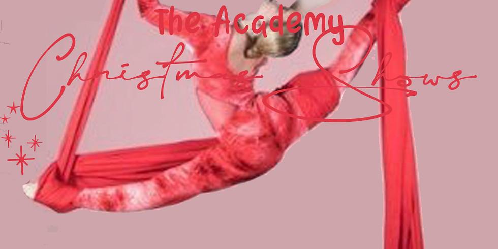 The Academy Christmas Shows