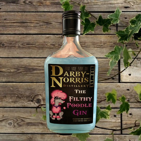 The Filthy Poodle Gin