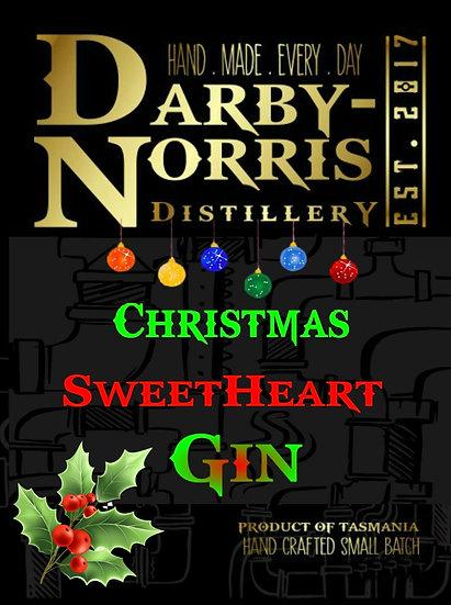 Christmas Sweetheart  Gin