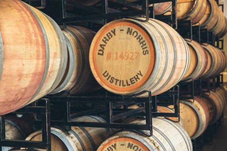 2 Person Distillery Tour