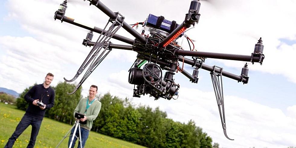 Curso: Piloto de Drone Práctico