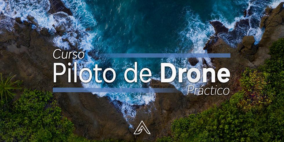 Curso: Piloto de Drone Práctico (Mayo/Junio)