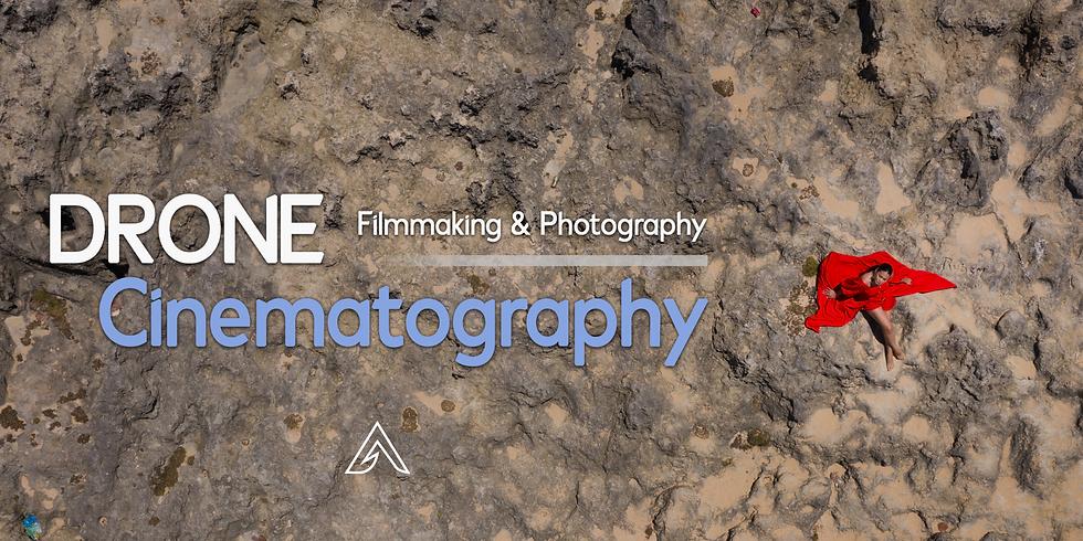 Curso: Drone Cinematography (Mayo)