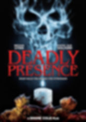 Deadly Presence Movie Poster
