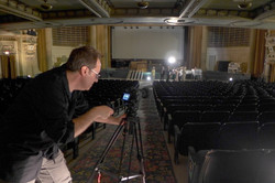 Kahl Theater Location Shoot